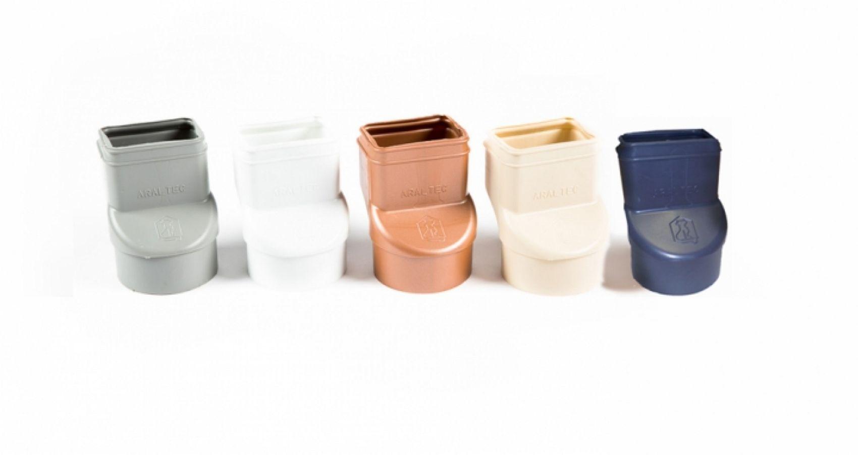 Les accessoires de goutti res alubest for Pose de gouttiere pvc