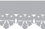 lambrequin gouttière lys chinois